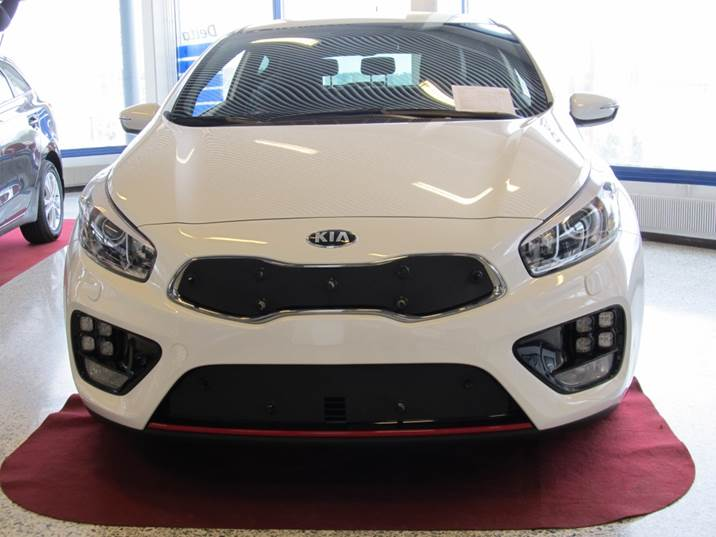 Maskisuoja Kia Ceed GT 2013-2015