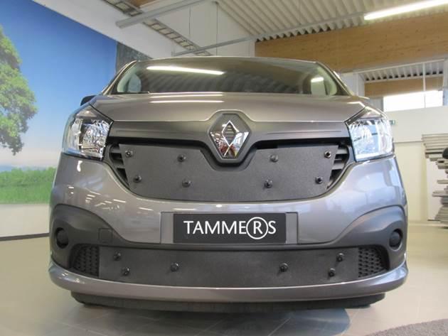 Maskisuoja Renault Trafic 2015-
