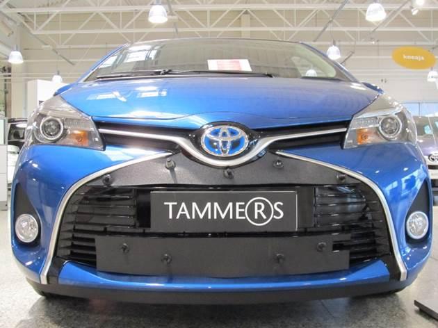 Maskisuoja Toyota Yaris 2012-2014 (Kopio)