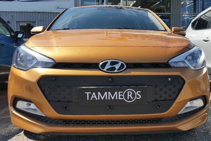 Maskisuoja Hyundai i20 2015-