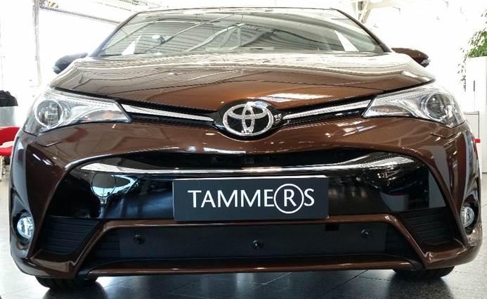 Maskisuoja Toyota Avensis 2012-6/2015 (Kopio)