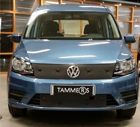 Maskisuoja Volkswagen Caddy 11-7/15, tehdasmaalattu puskuri (Kopio)