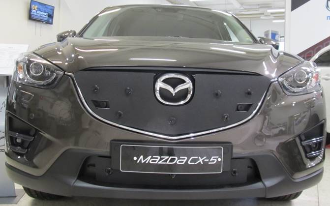 Maskisuoja Mazda CX-5 2015-2017 (Kopio)