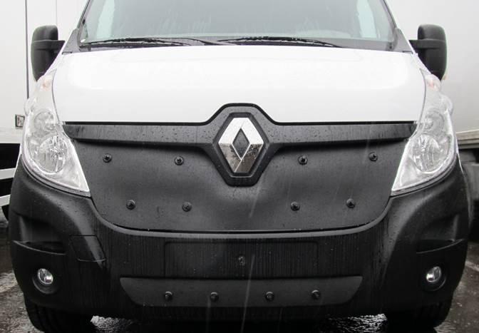Maskisuoja Renault Master 2015-