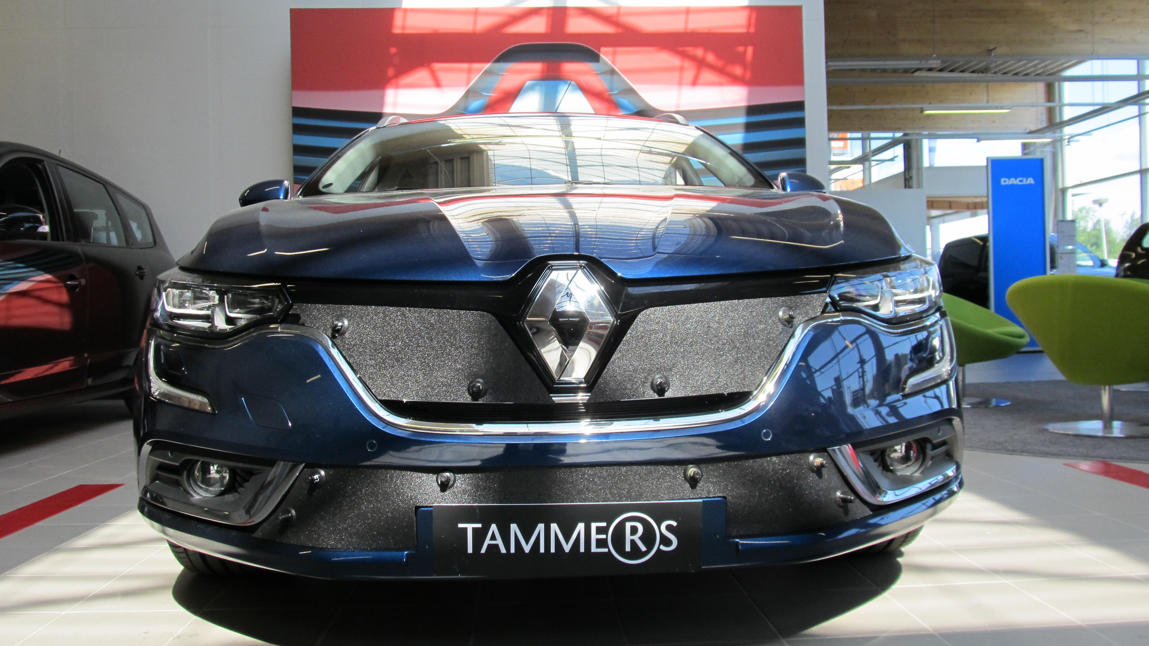 Maskisuoja Renault Talisman 2016-