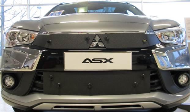 Maskisuoja Mitsubishi ASX 2013-2015 (Kopio)