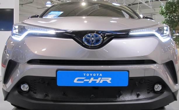 Maskisuoja Toyota C-HR 2017-