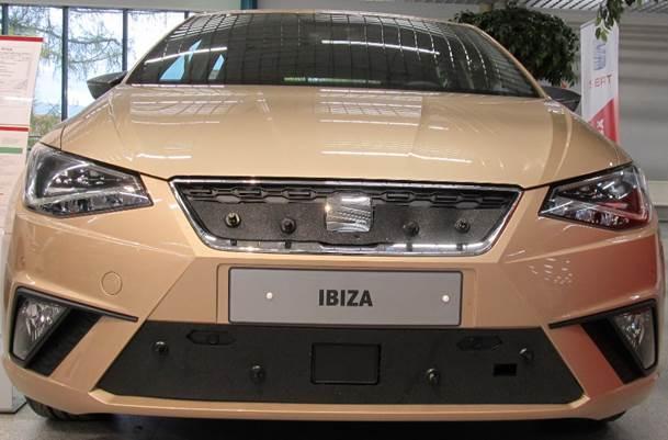 Maskisuoja Seat Ibiza 2010- (Kopio)
