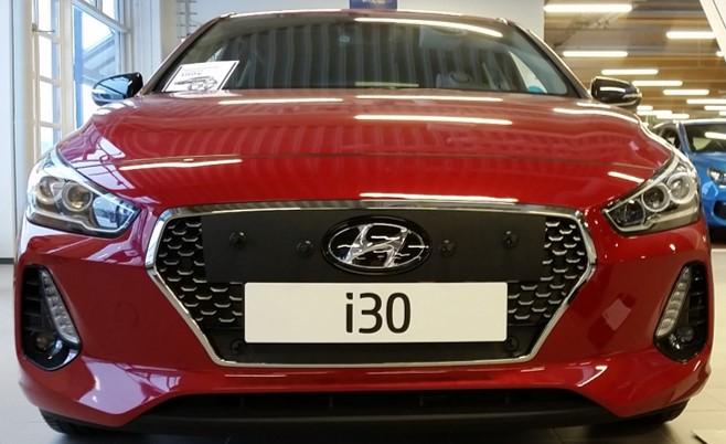 Maskisuoja Hyundai i30 Fastback 2018- (Kopio)