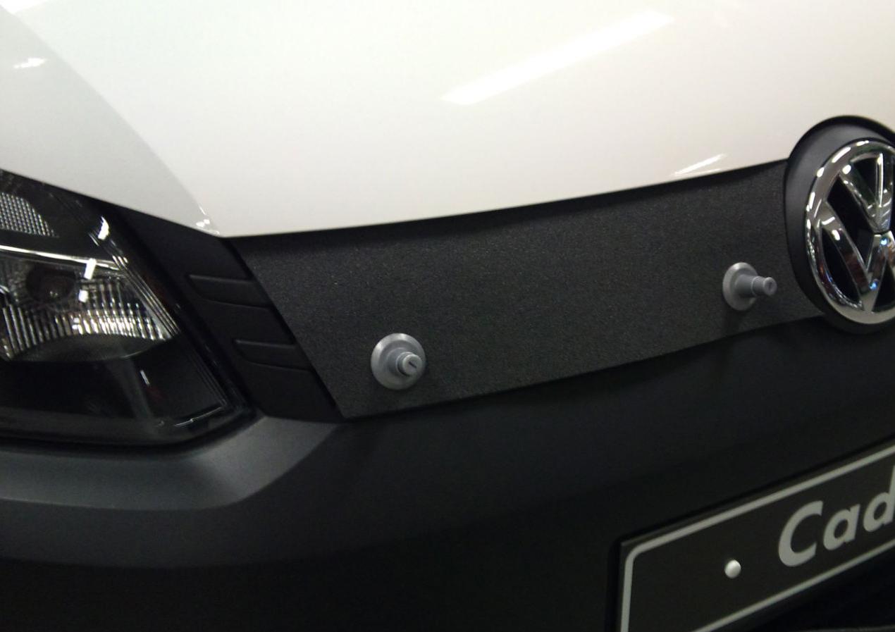Maskisuoja Volkswagen Caddy 2005-2010, EI MAXI / MAXI LIFE (Kopio)