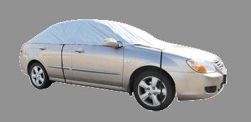 Auton puolipeite, koko XL
