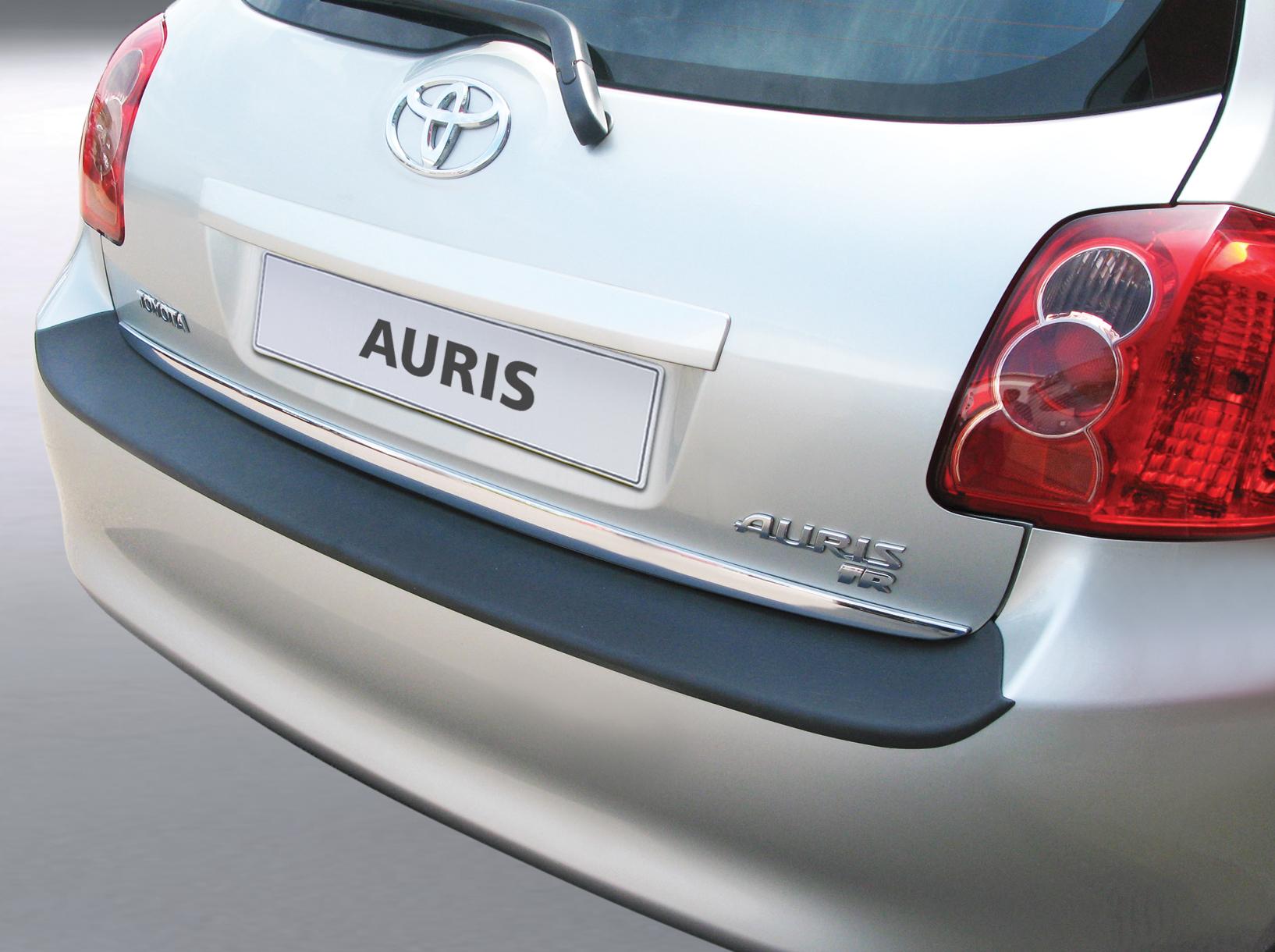 Takapuskurin kolhusuoja Toyota Auris 3/5d 07-10