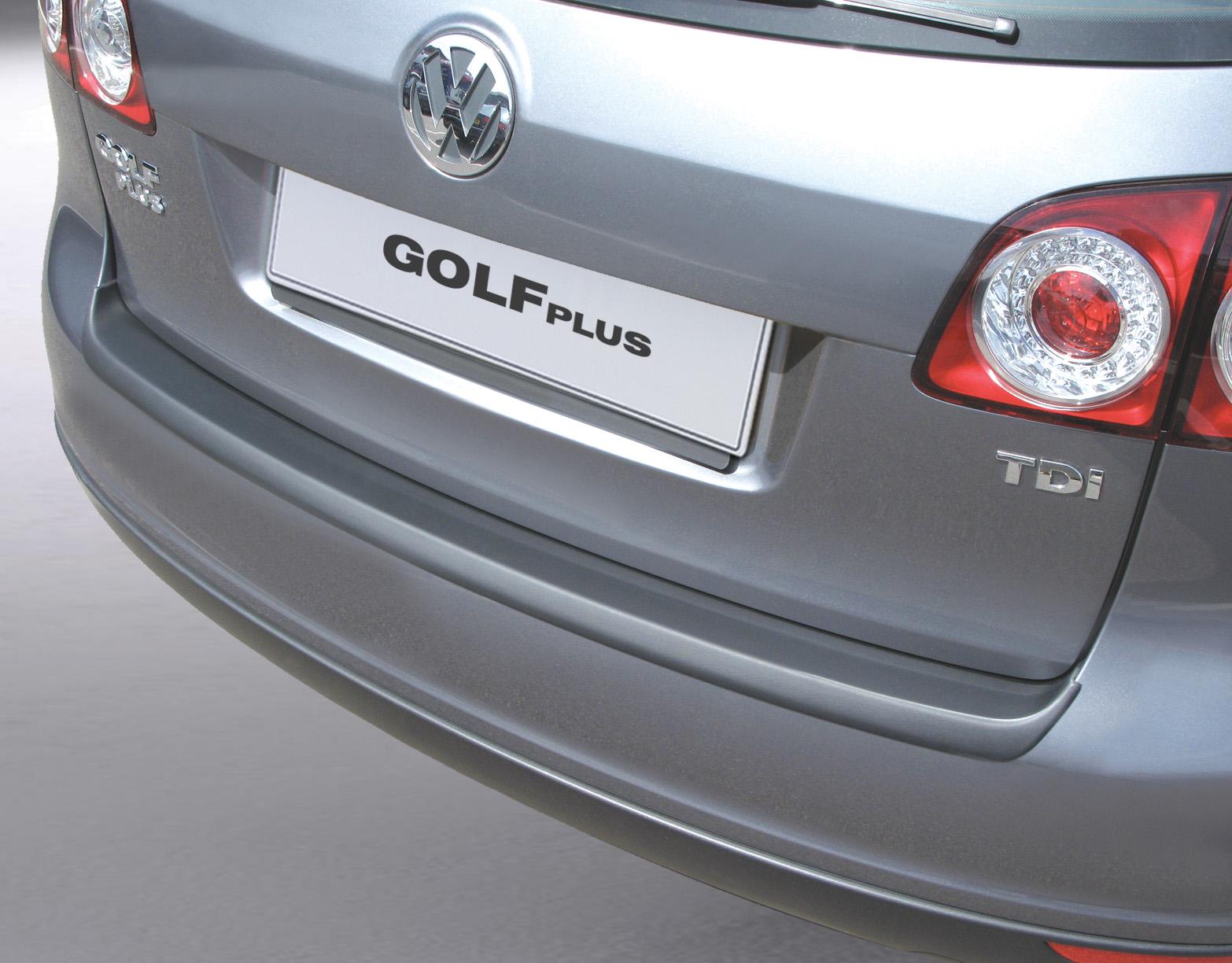 Takapuskurin kolhusuoja Vw Golf V Plus 2005-2/2009