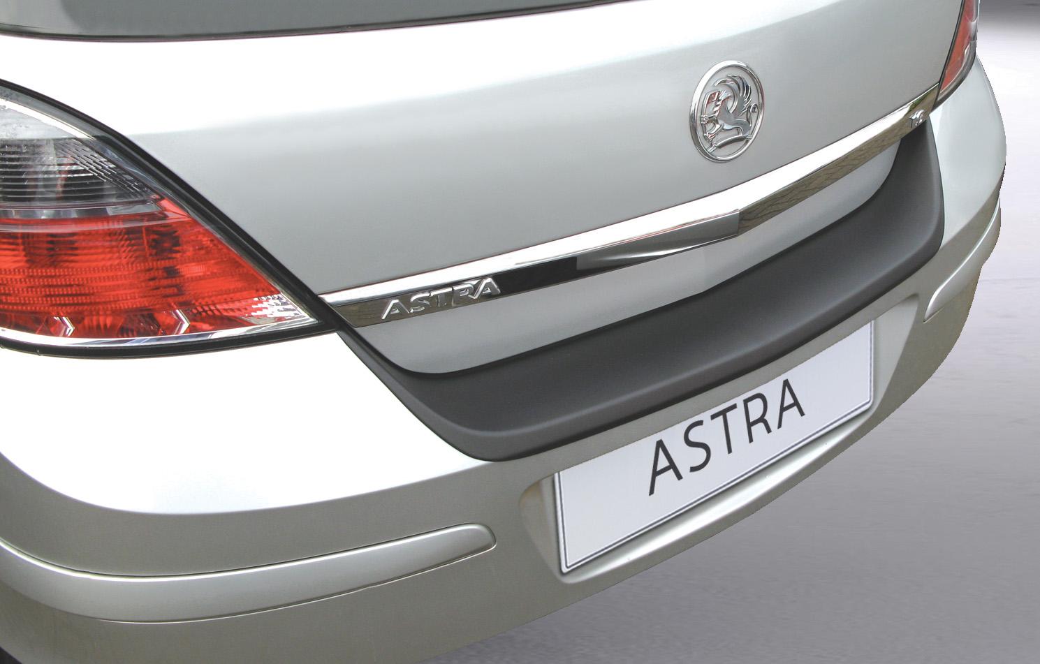 Takapuskurin kolhusuoja Opel Astra H 5d 03-09