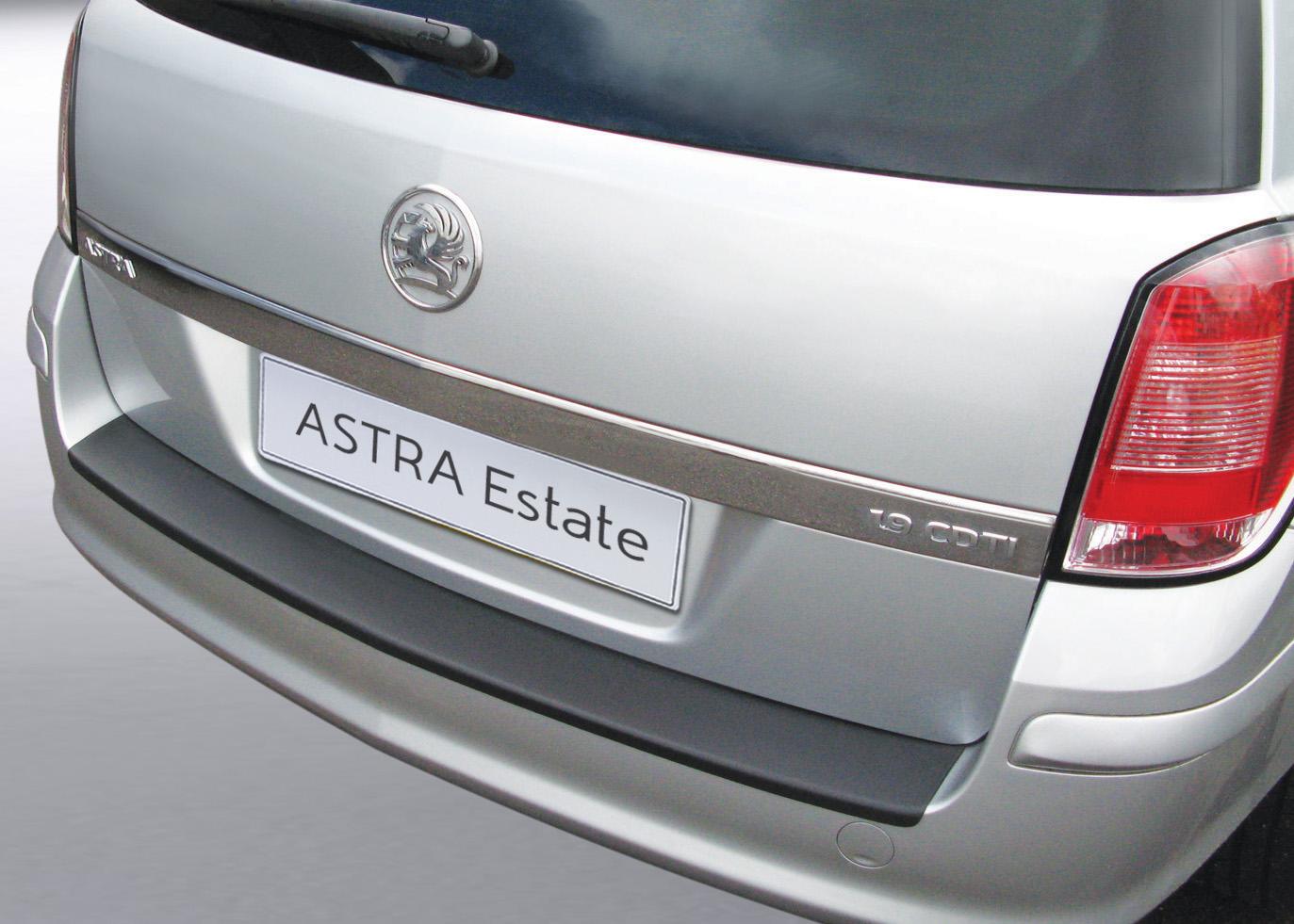 Takapuskurin kolhusuoja Opel Astra H Combi 07-10