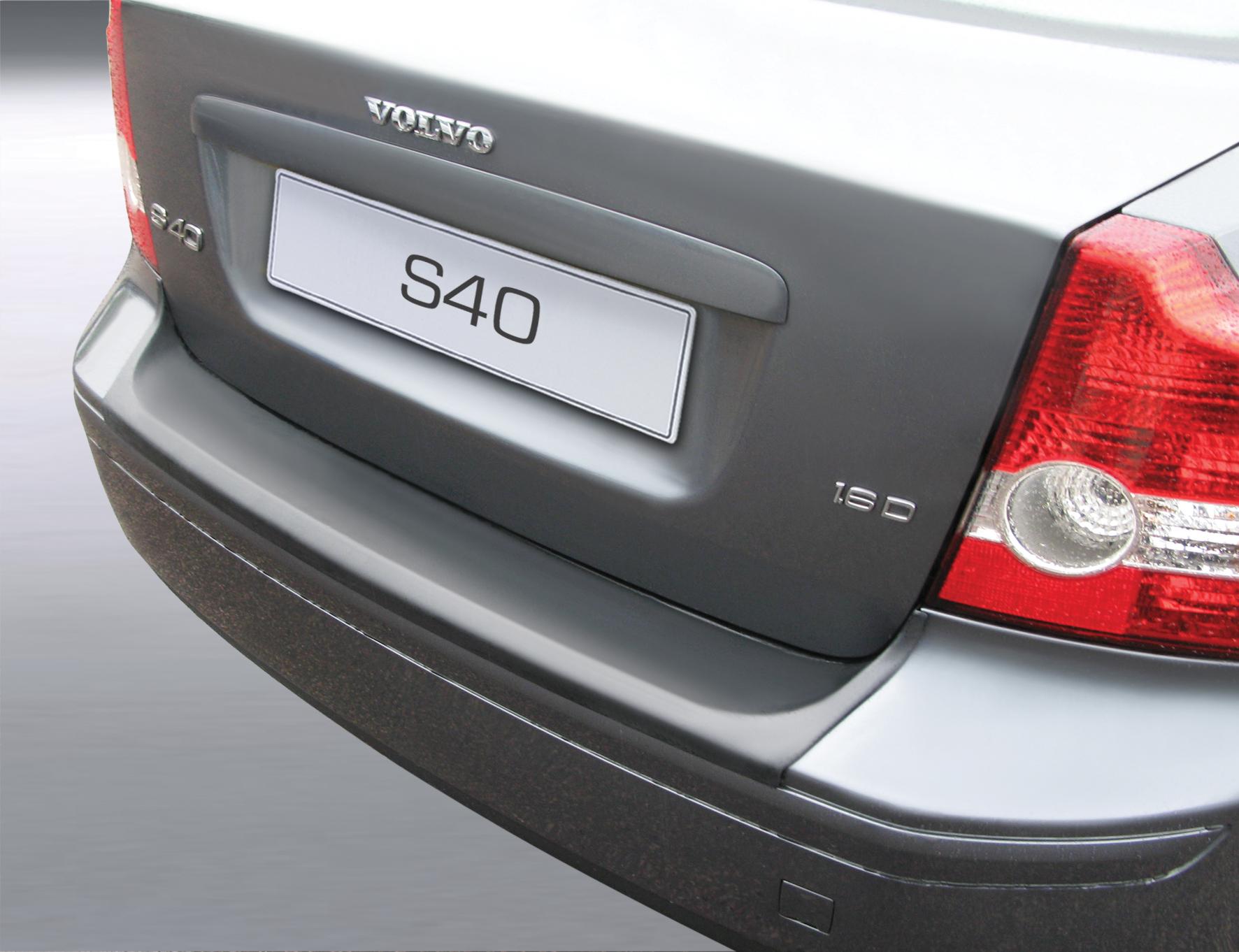 Takapuskurin kolhusuoja Volvo S40 4d 4/2004-5/2007