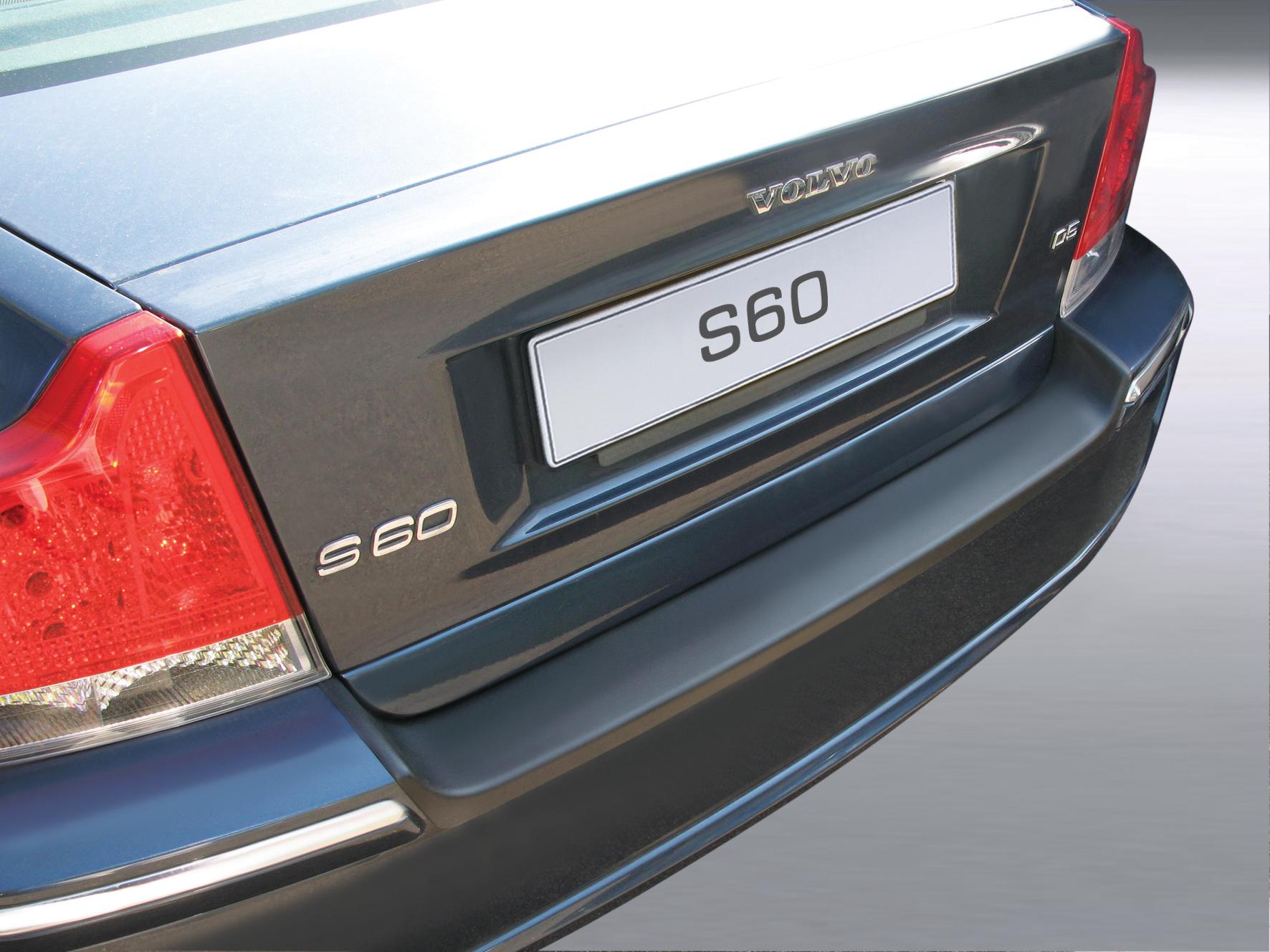 Takapuskurin kolhusuoja Volvo S60 4d 9/06-5/10