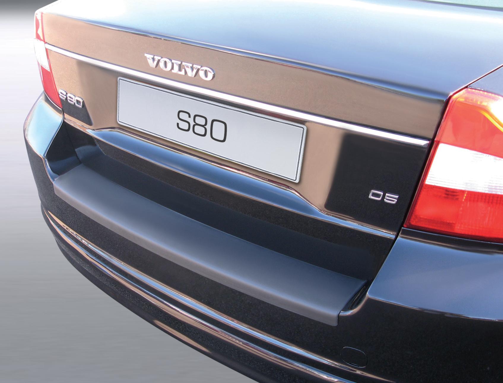 Takapuskurin kolhusuoja Volvo S80 4d 9/06-11/09