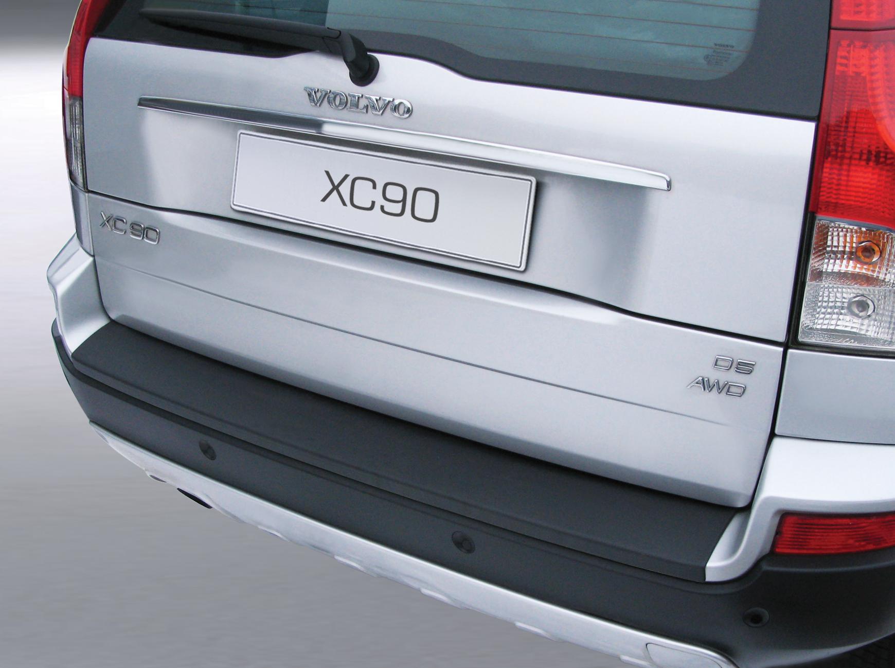 Takapuskurin kolhusuoja Volvo XC90