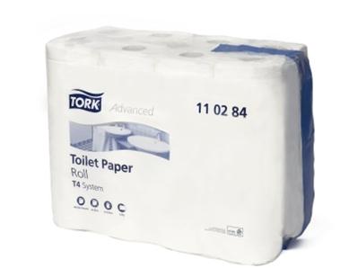 Tork Advanced wc-paperirulla T4 24rll
