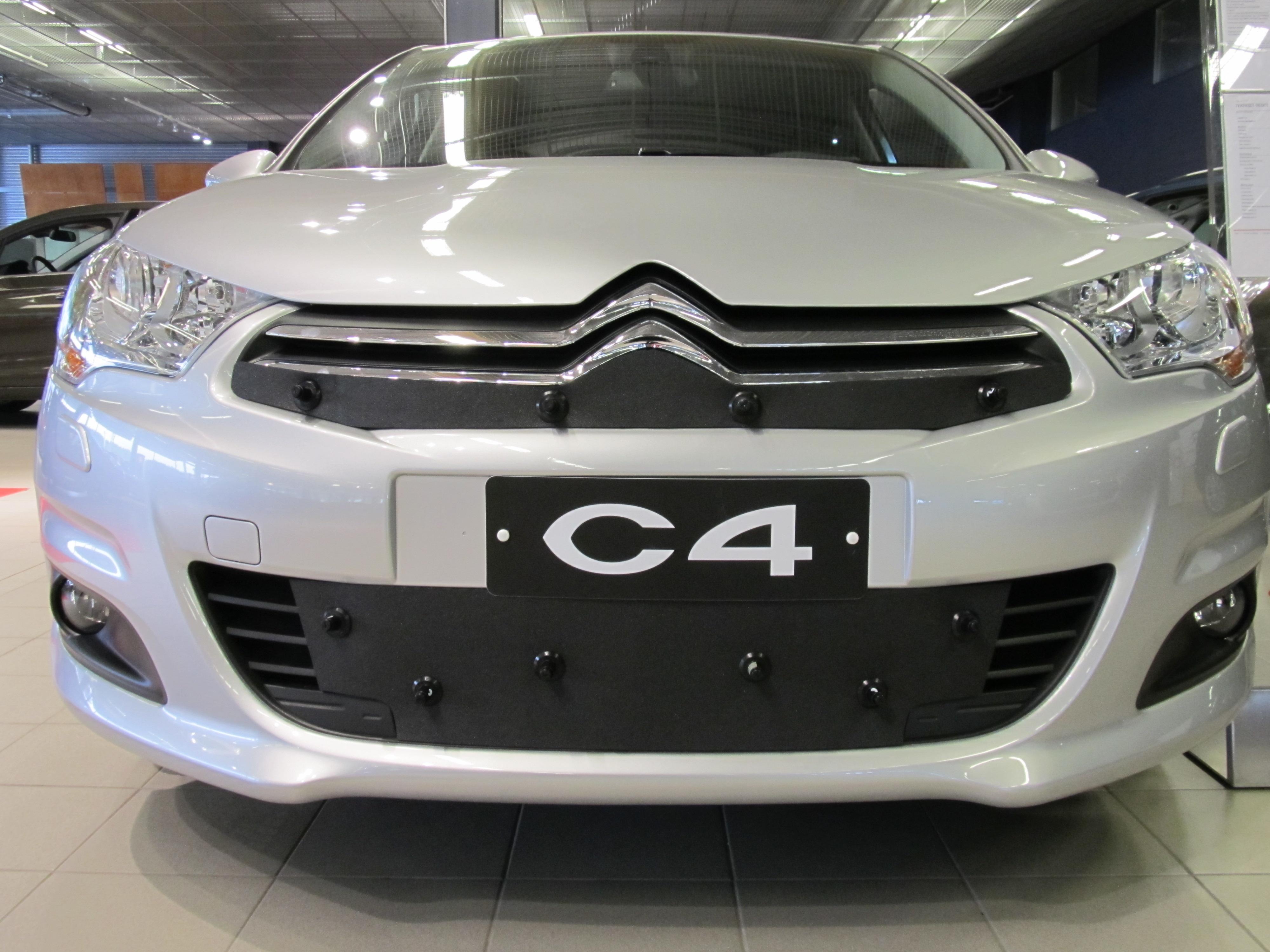 Maskisuoja Citroen C4 2011->