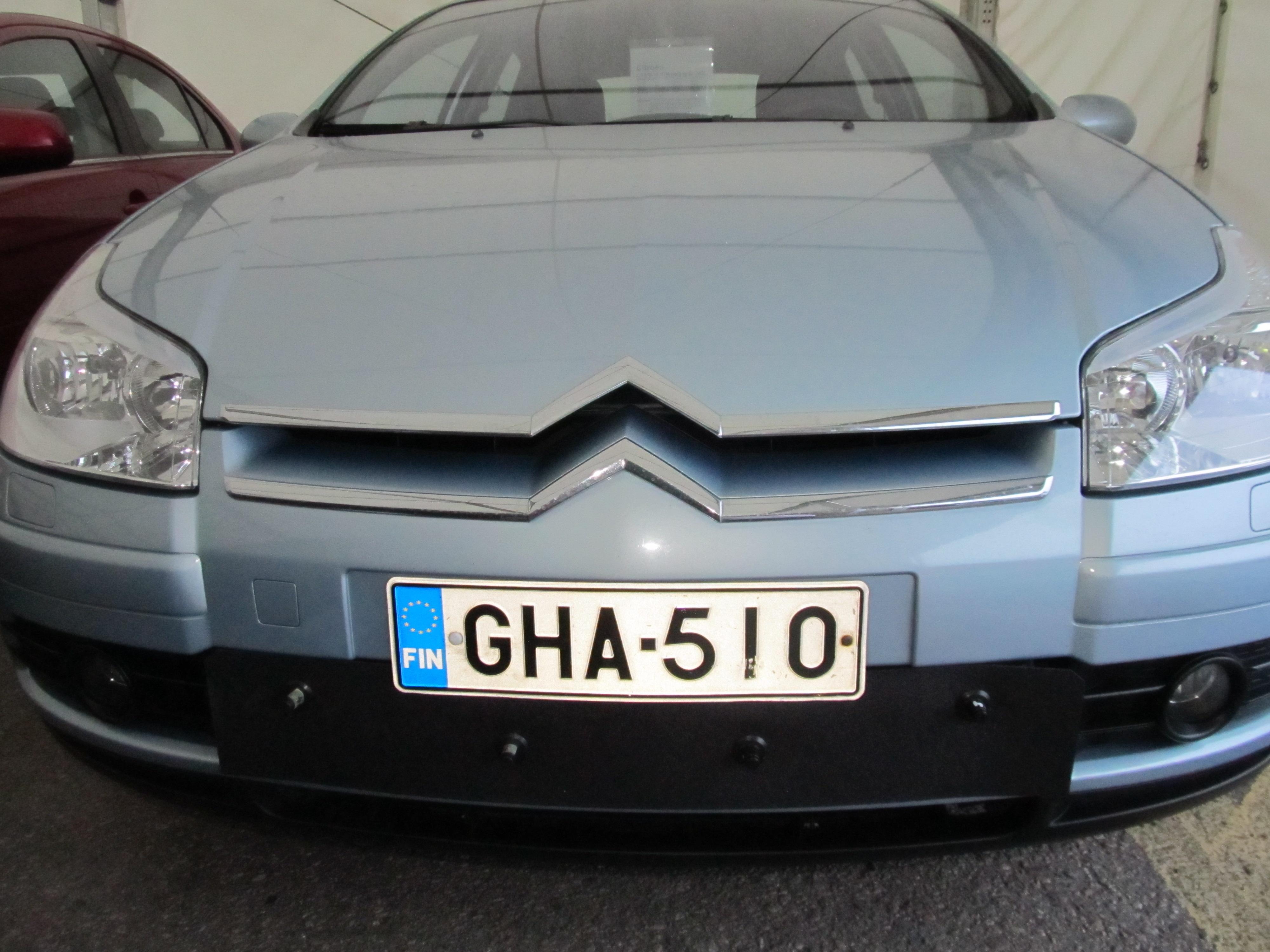 Maskisuoja Citroen C5 2005-2007
