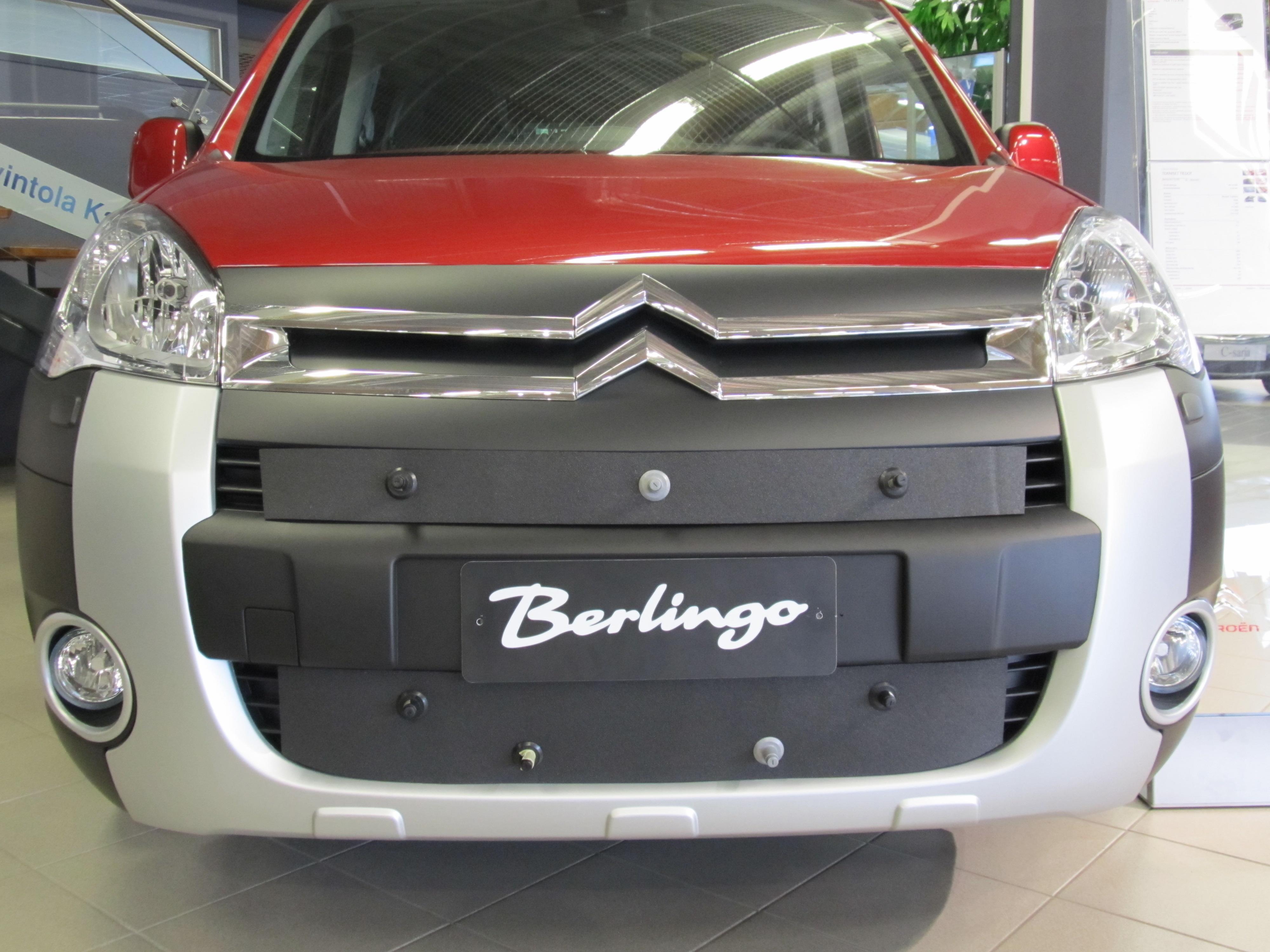 Maskisuoja Citroen Berlingo 2008-2012