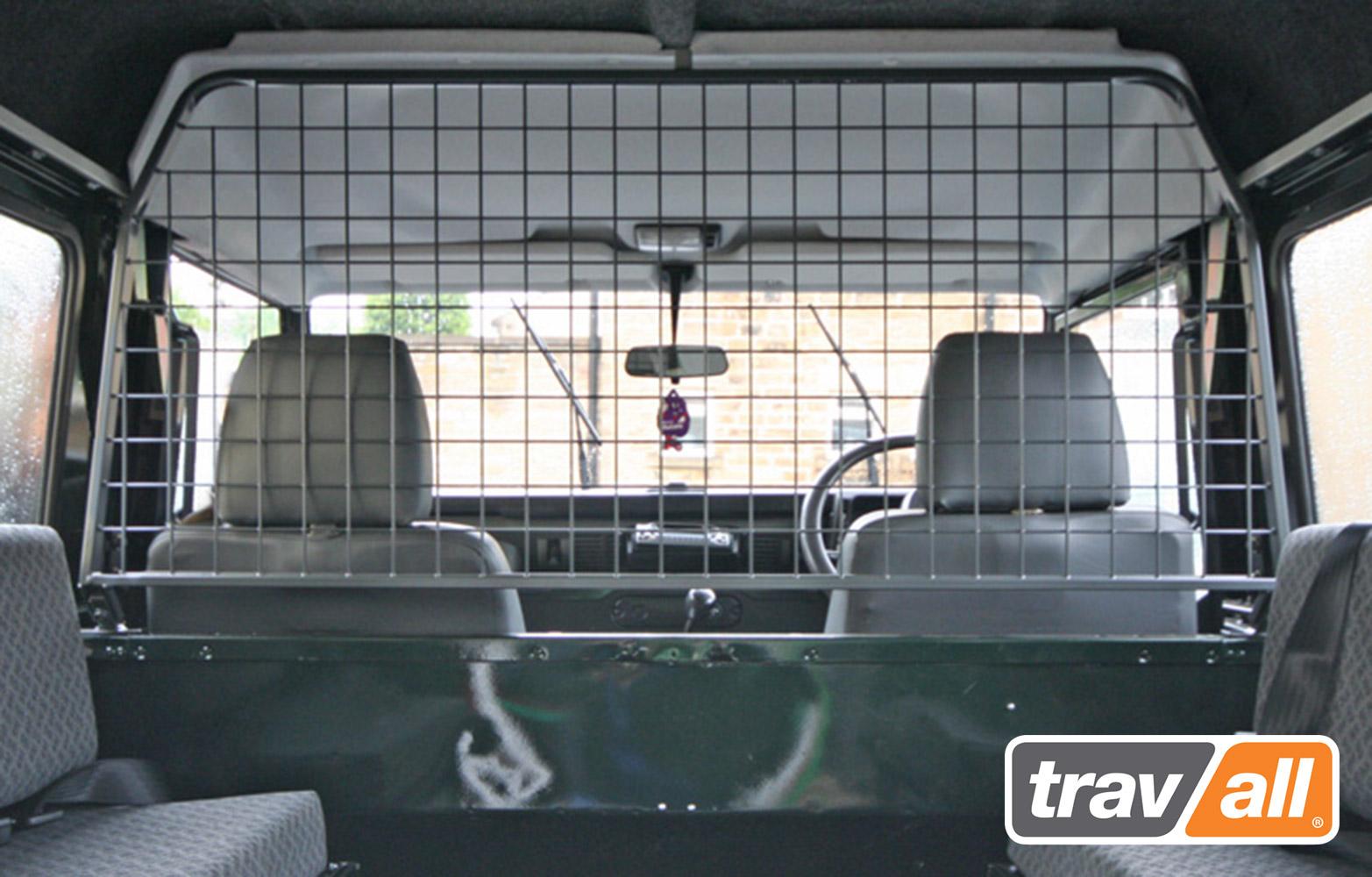Koiraverkko Land Rover Defender 90/110 1983-
