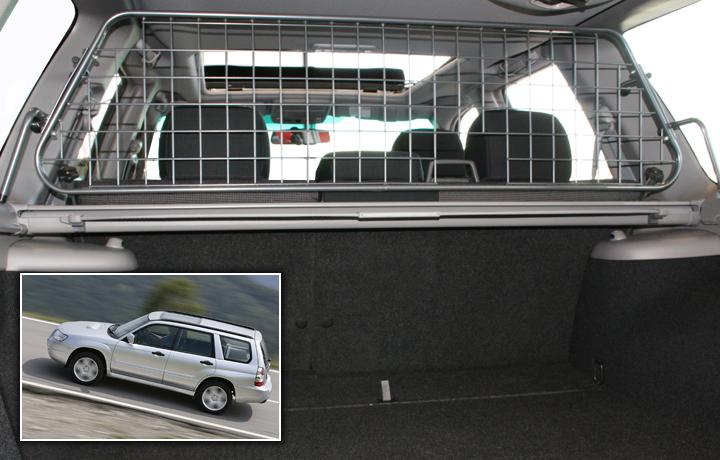 Koiraverkko Subaru Forester [SG] 2002-2008, kattoluukulla