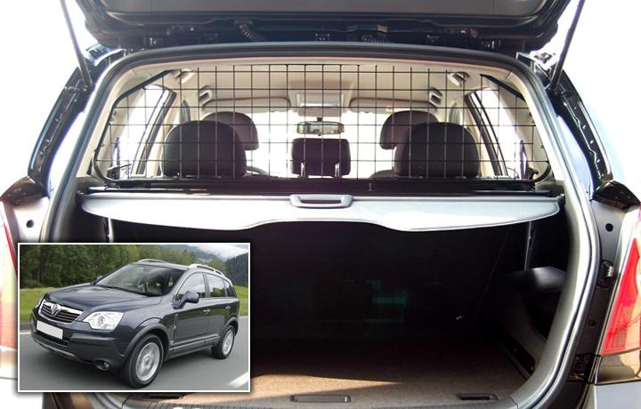 Koiraverkko Opel Antara 2007-