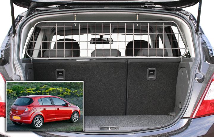 Koiraverkko Opel Corsa D/E Hatchback 5-ov 2006-