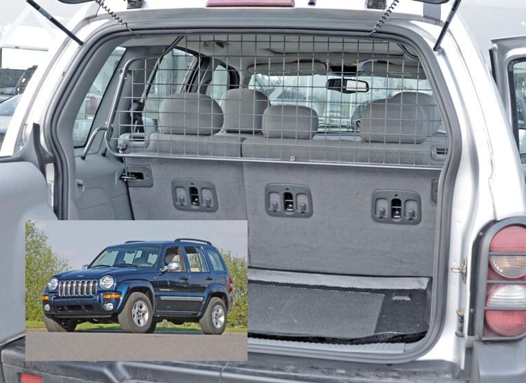 Koiraverkko Jeep Cherokee [KJ] 2001-2007