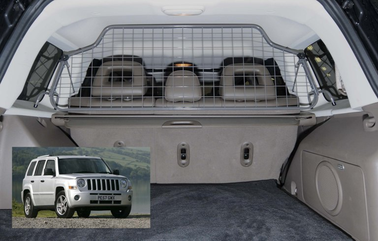 Koiraverkko Jeep Patriot 2007-