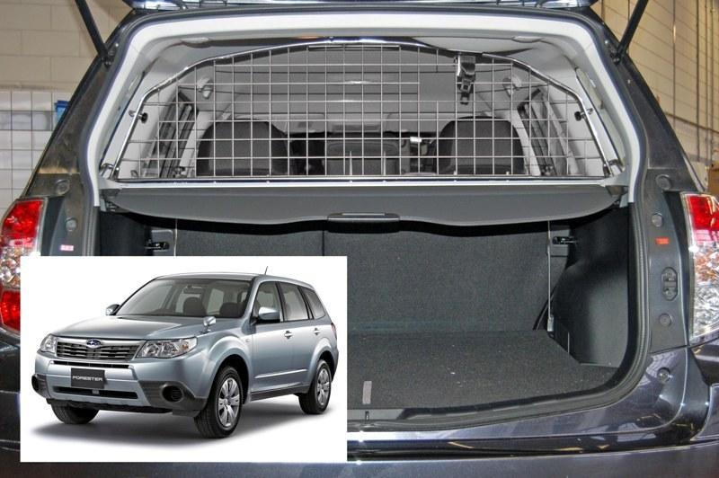 Koiraverkko Subaru Forester (SH) 2008-2013, ei kattoluukkua