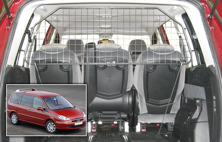 Koiraverkko Citroen C8/Fiat Ulysse/Peugeot 807