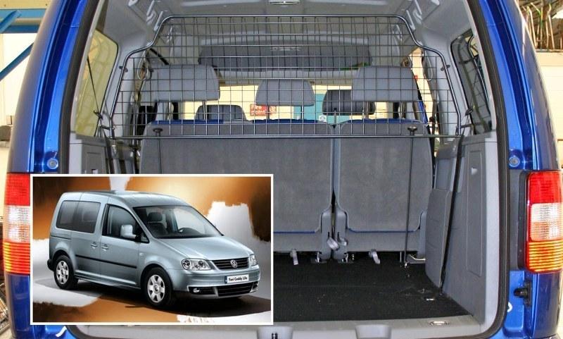 Koiraverkko VW Caddy 2003- / Caddy Maxi 2007-