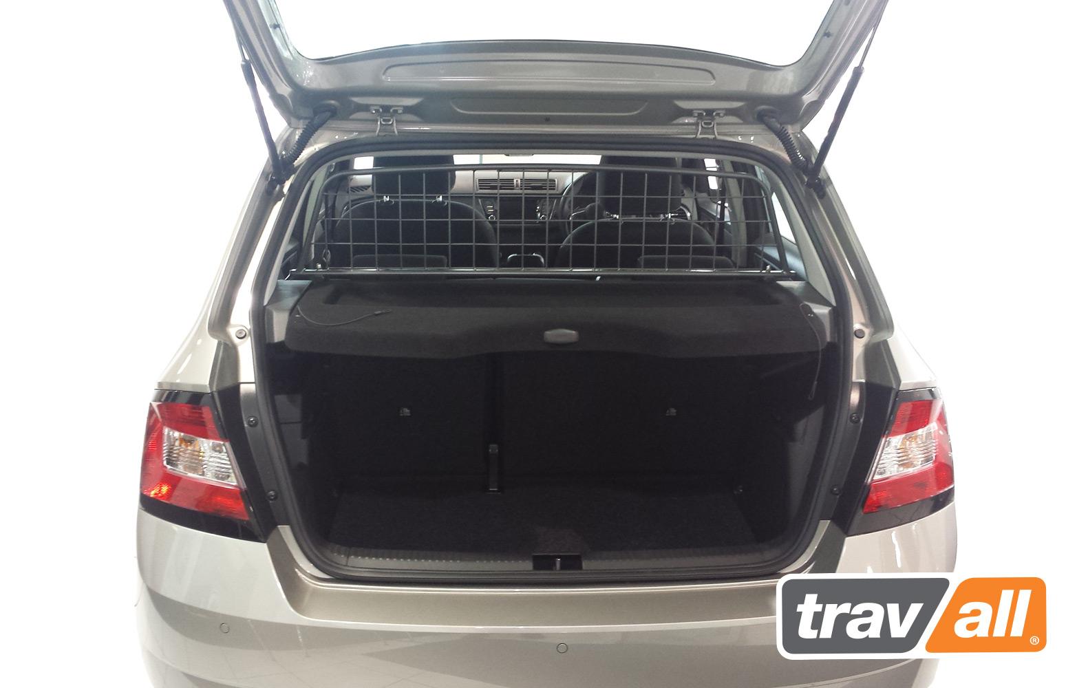 Koiraverkko Skoda Fabia Hatchback 5-ov 2015-
