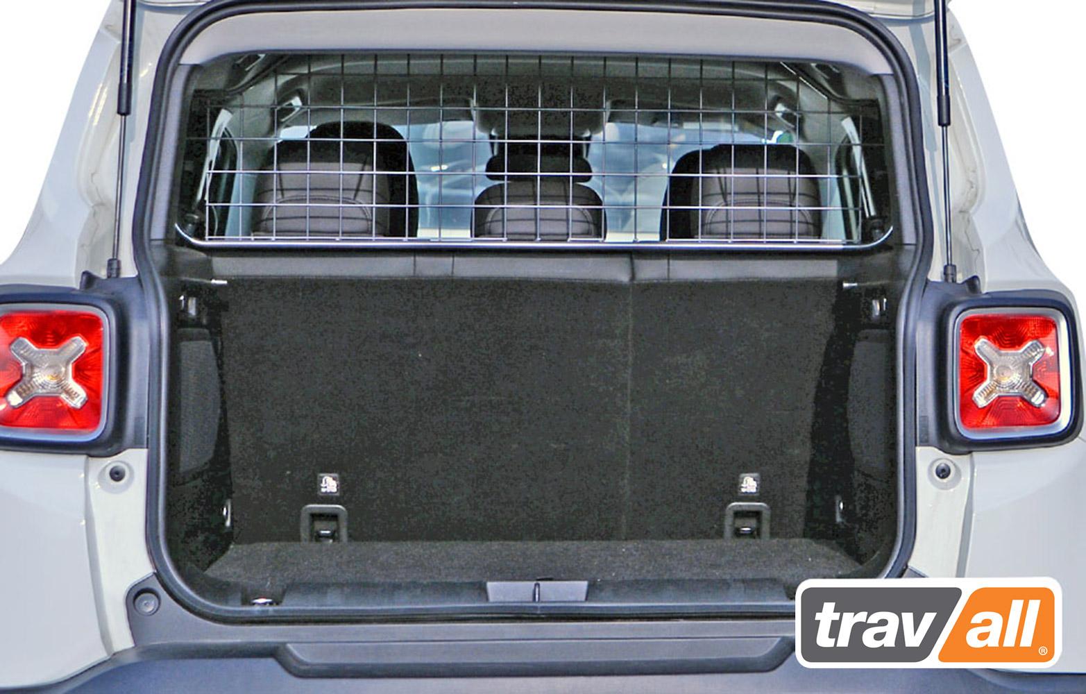 Koiraverkko Jeep Renegade 2014- ei kattoluukkua