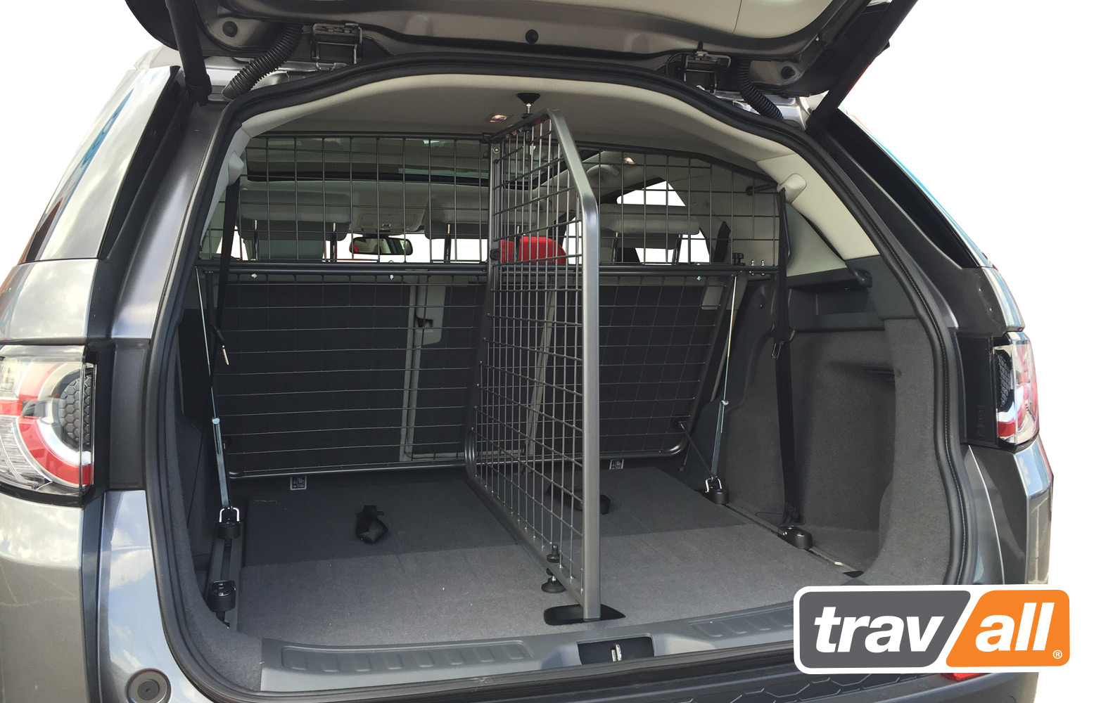 Tilanjakaja Land Rover Discovery Sport 2015-