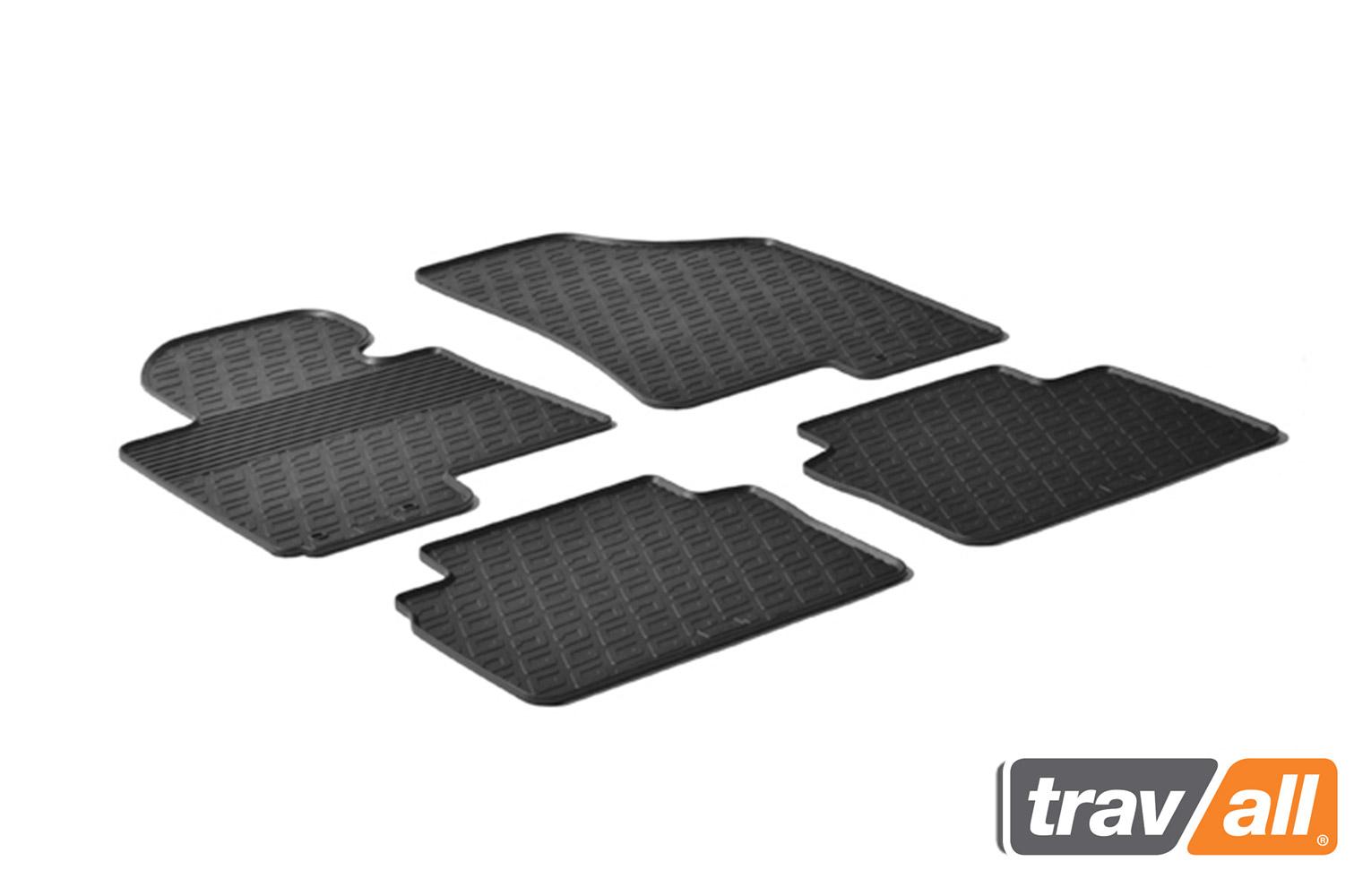 Kumimattosarja Hyundai Tucson/ix35 / Kia Sportage 10-16