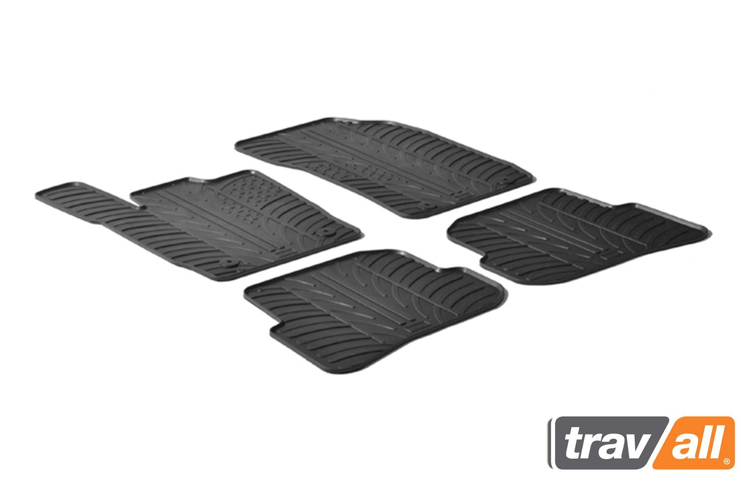 Kumimattosarja Audi A1 (8X) 2010- / S1 (8X) 2015-