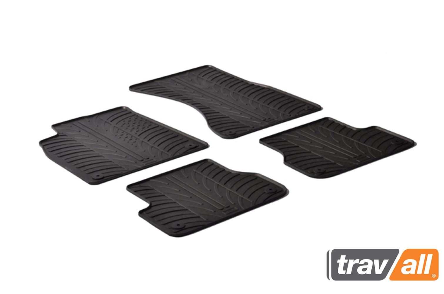 Kumimattosarja Audi A6/S6/RS6 A7/S7/RS7 (4F/4G) 2010-