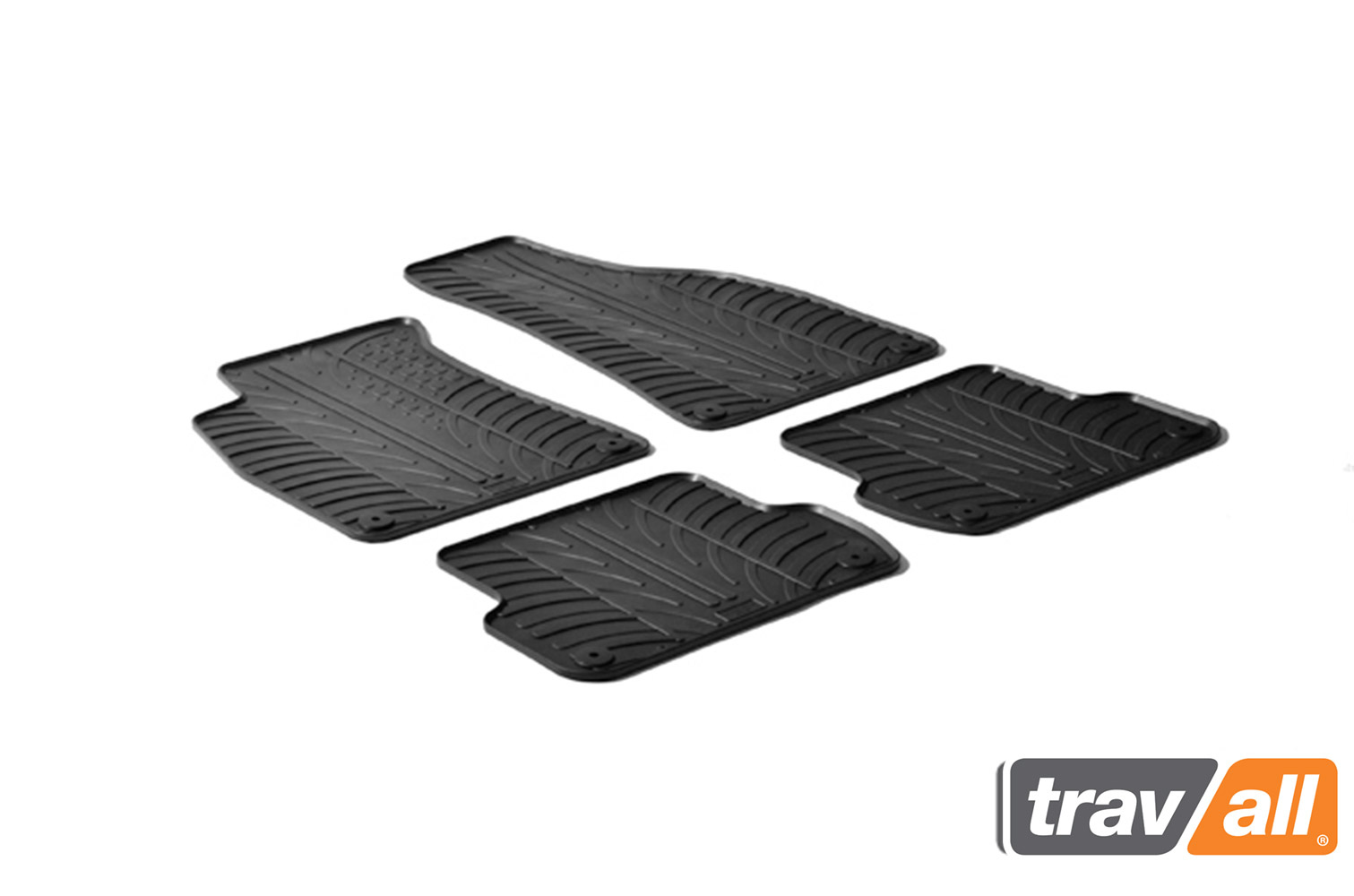 Kumimattosarja Audi A4/S4/RS Avant/Saloon (8E) 01-08 / Seat Exeo Saloon/ST 09-13