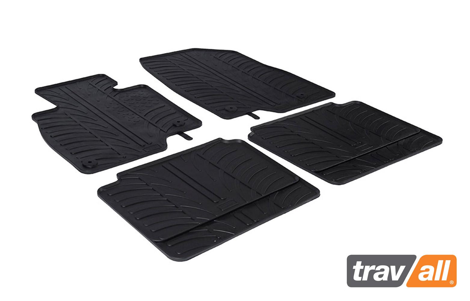 Kumimattosarja Mazda 6 Saloon / Tourer 2012-