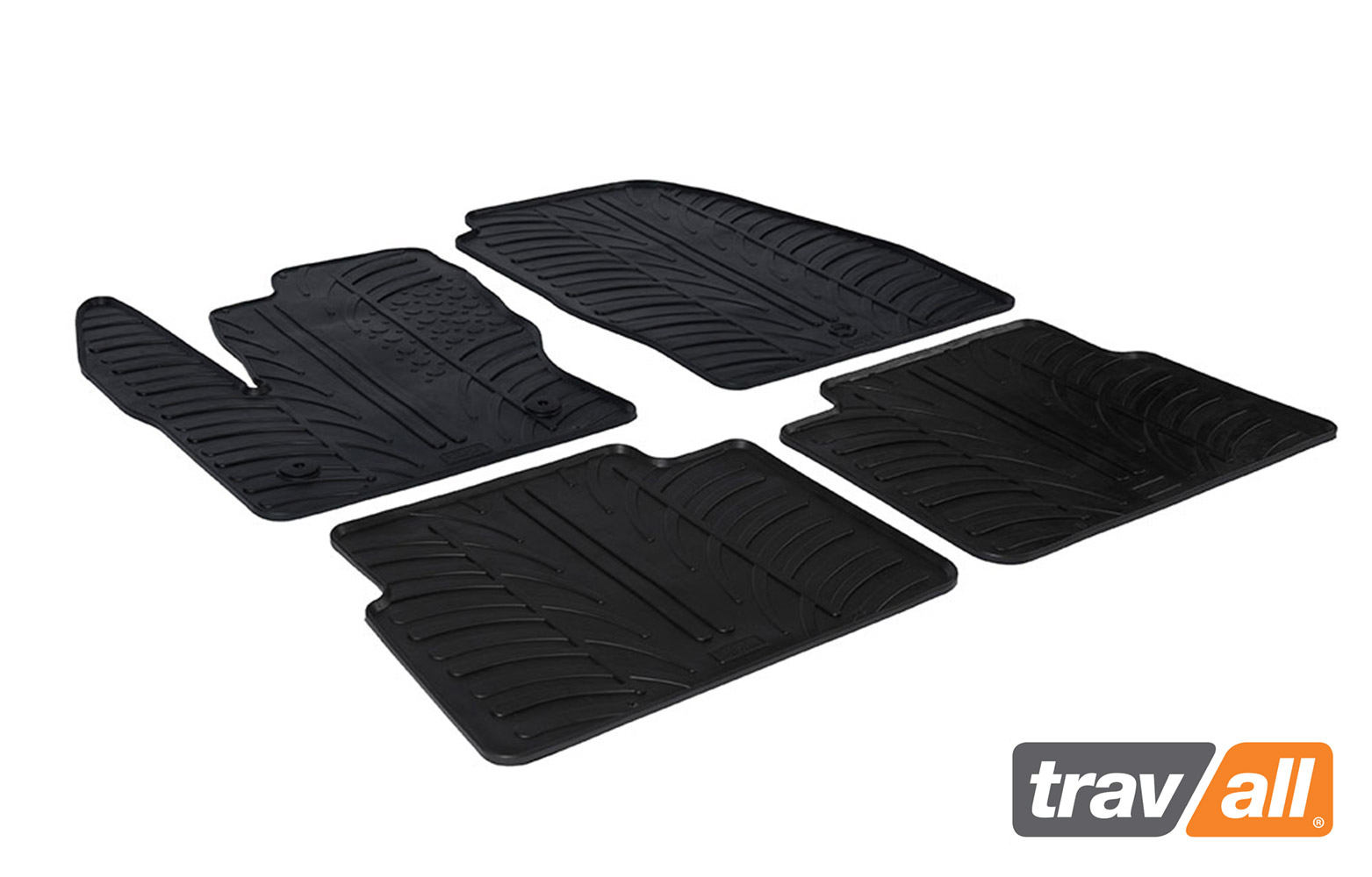 Kumimattosarja Ford Kuga 2011-2013 / Tourneo Connect 2013-
