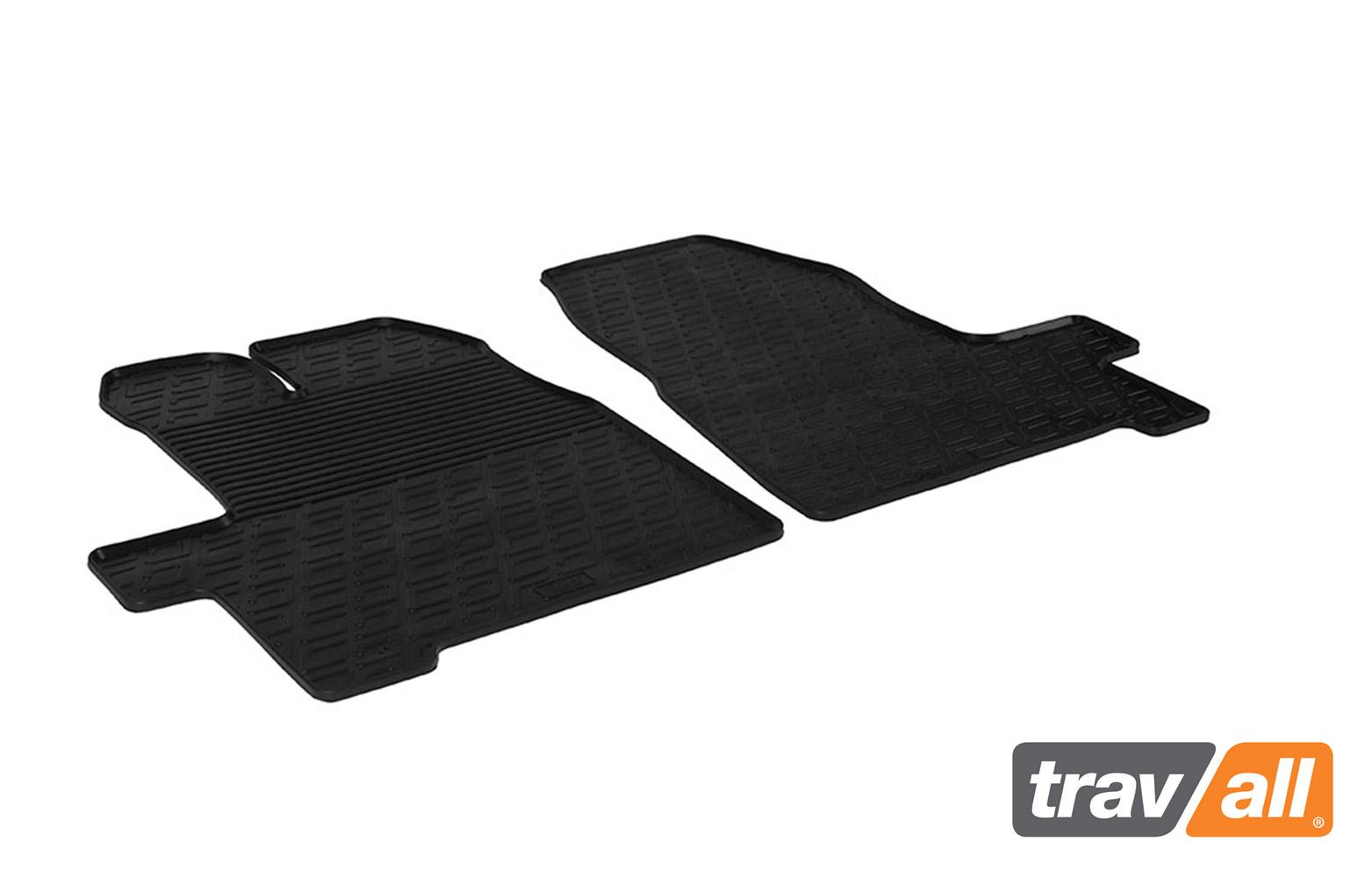 Kumimattosarja Ford Tourneo / Transit Custom 2012-, 2-os