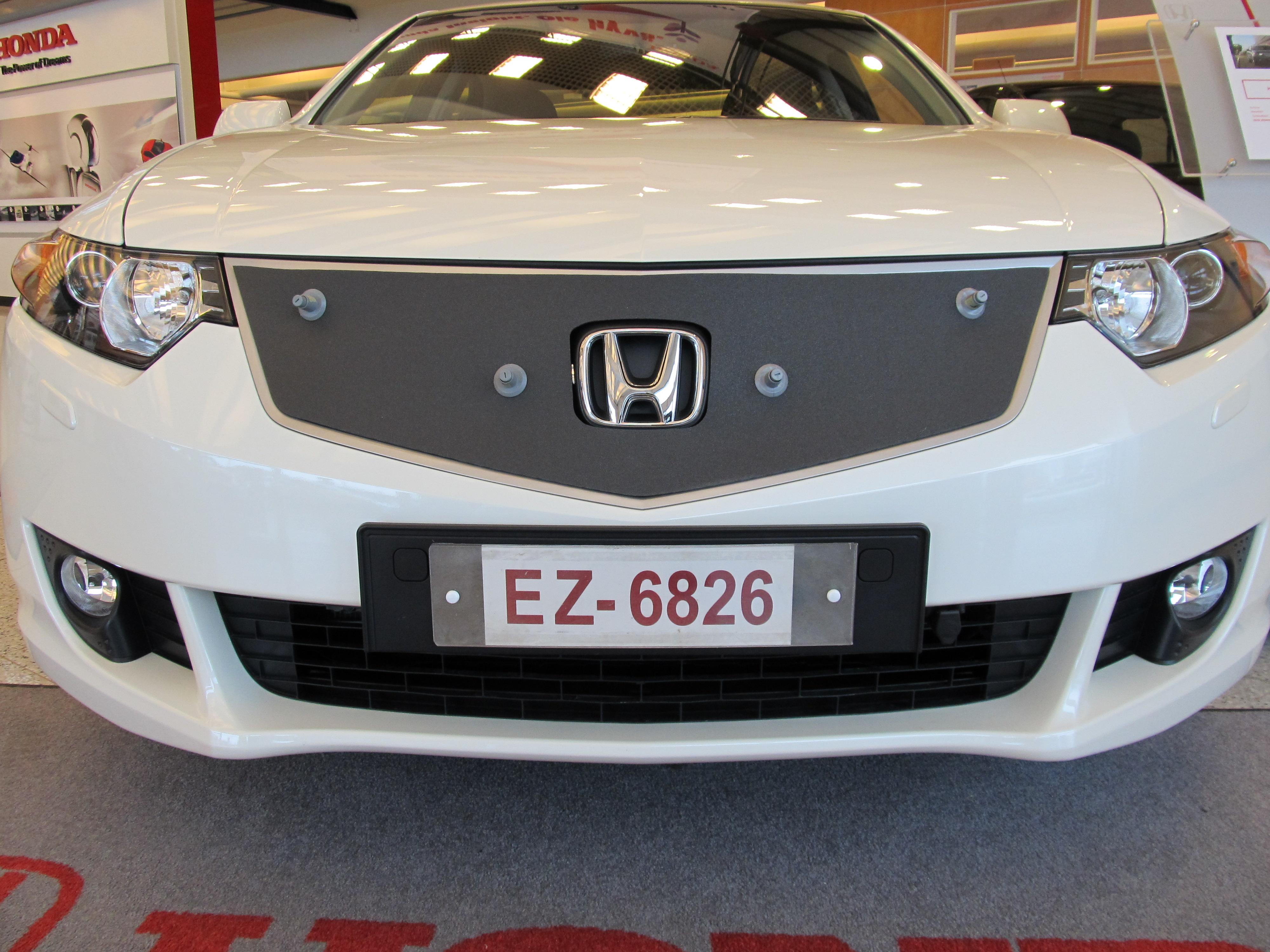 Maskisuoja Honda Accord 2009-2011