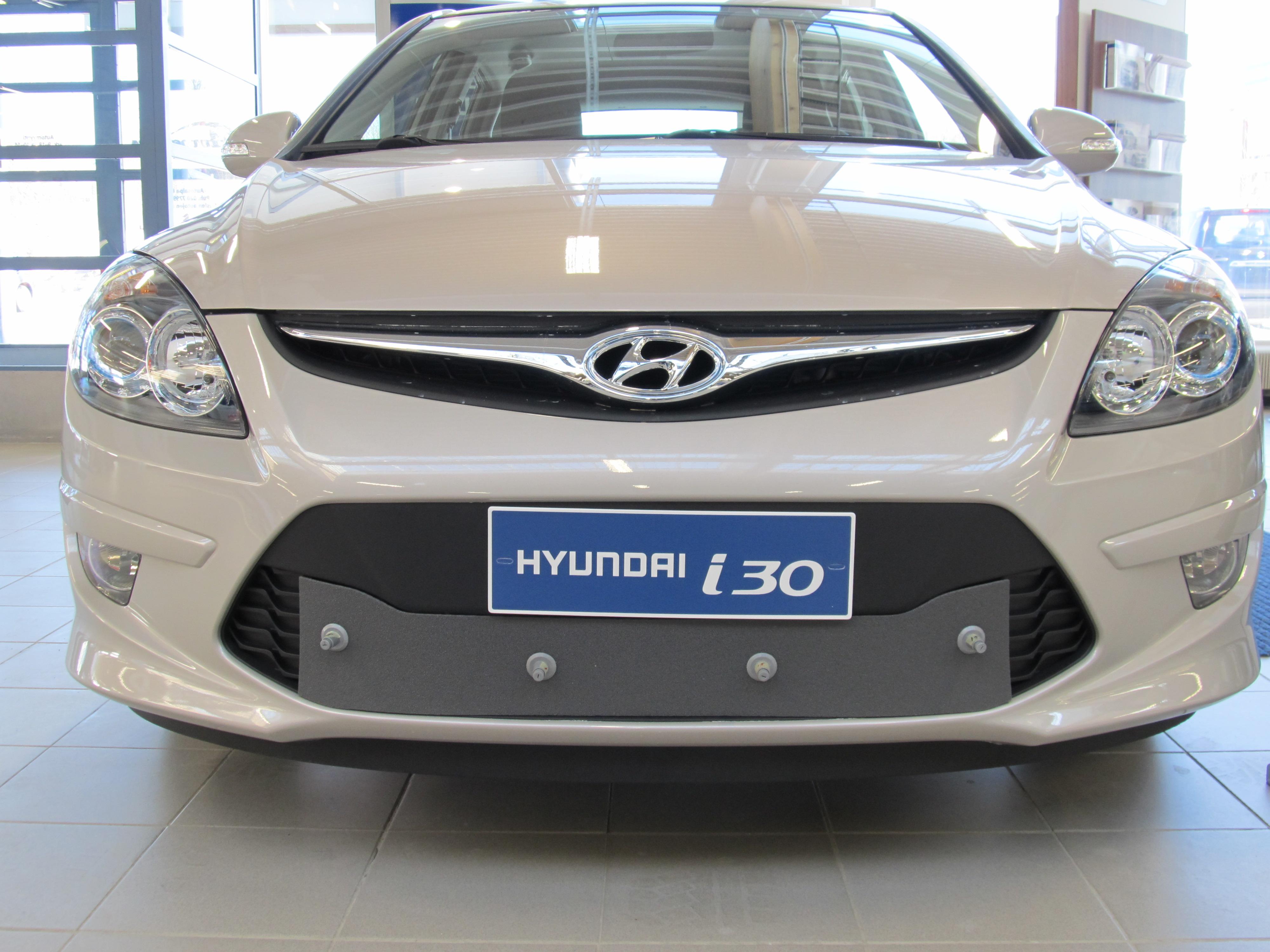 Maskisuoja Hyundai i30 2010-