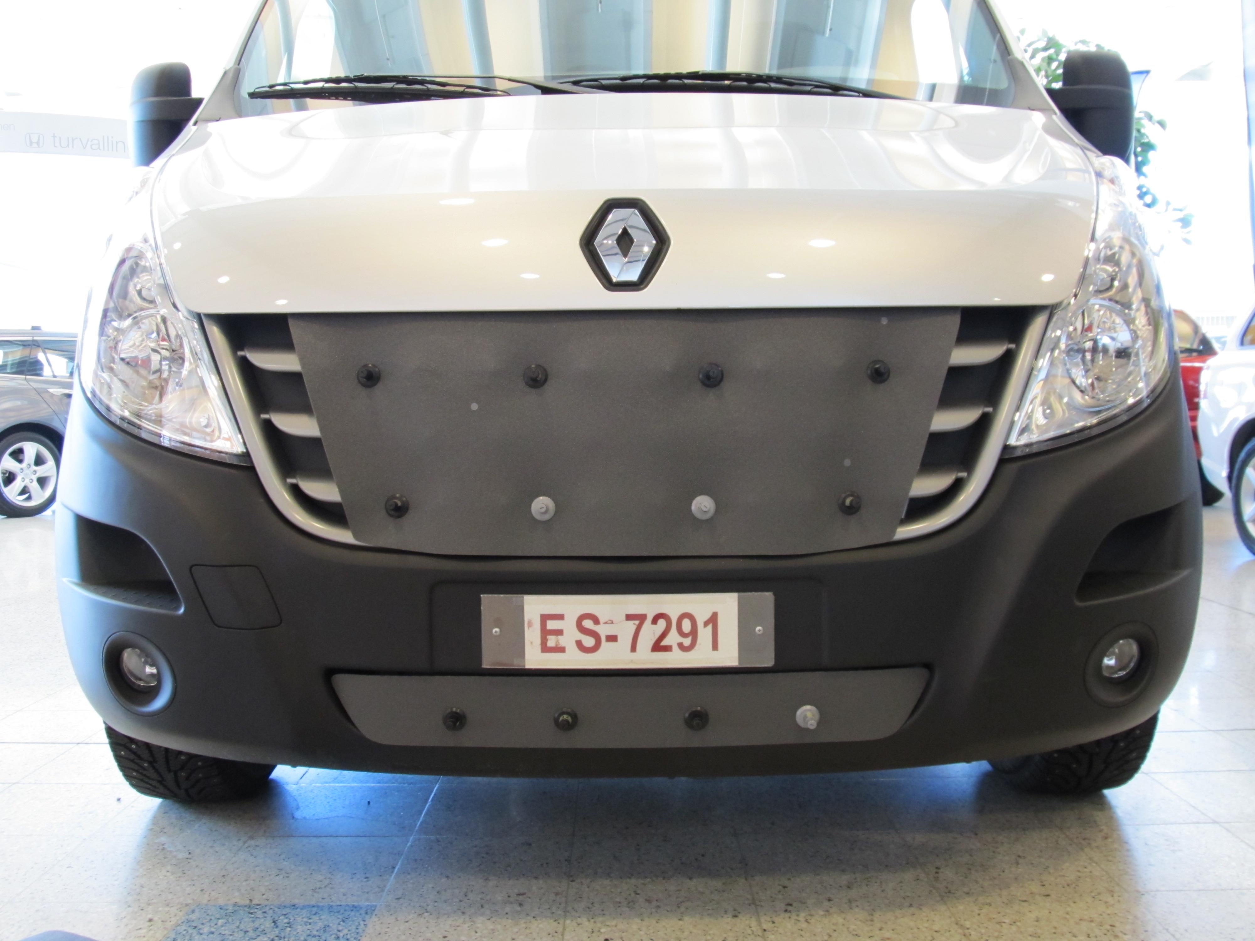 Maskisuoja Renault Master 2010-2014